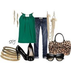 Charlotte, created by s-p-j on Polyvore