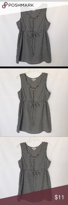 🤰 Rumour Has It! Maternity Top w/ Tie Waist ✨Beautiful Maternity Top - Rumour Has It! Size Large 👍 Great Condition  💥Offers Welcome! Bundle & Save! Rumour Has It! Tops