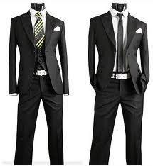 Modern Groom: love the belt look Business Casual Men, Men Casual, Business Suits, Casual Fall, Wedding Suits, Wedding Attire, Groom Suit Vintage, Modern Groom, Suits