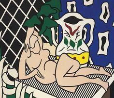 Roy Lichtenstein - Still Life with Sculpture (1974)
