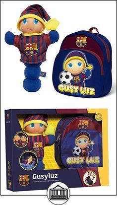 F.C. Barcelona - Mochila Gusy Luz (Molto 16553)  ✿ Regalos para recién nacidos - Bebes ✿ ▬► Ver oferta: http://comprar.io/goto/B01D6D2LXG