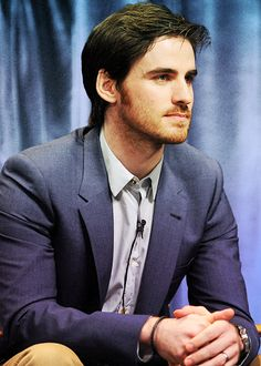 Colin O'Donoghue @Laura Jayson Gaston its Hook but its Flynn Rider, do you understand how amazing this is??