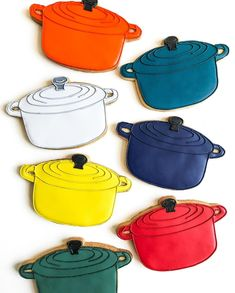130 Cook In Color Ideas In 2021 Le Creuset Creuset Le Creuset Cookware