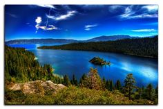 Big Blue Tahoe - Lakes Wallpaper ID 1222592 - Desktop Nexus Nature