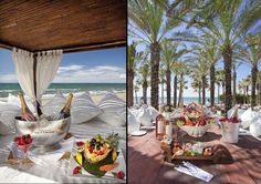 Nikki Beach Marbella. Amazing sushi. Drinks and tunes!!! Party time.