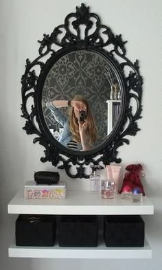 Jouw makeup tafel/toilettafel(FOTOS) - Girlscene Forum