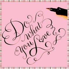Wedding calligraphy services specializing in modern, traditional, and exquisite hand lettering. We ship nationwide and offer free quotes. Calligraphy Quotes, Wedding Calligraphy, Beautiful Calligraphy, Free Quotes, Life Is Short, Mantra, Hand Lettering, Fonts, Happy