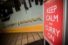 Bristol, Indian Food Recipes, Curry, Calm, Neon Signs, Restaurant, Good Things, Urban, Street