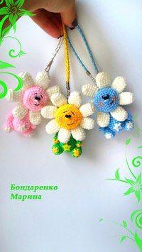 334 Besten Amigurumi Blumen Bilder Auf Pinterest Amigurumi
