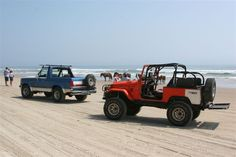 Take It Off Road in Outer Banks