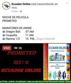 http://ift.tt/2ltIQxp ECUADOR ONLINE Ecuador Online te invita a formar parte de su publicidad gratuita ingresa a nuestro grupo whatsapp pulsando aqui: http://ift.tt/2kbV9ux se te avisara en cuando el chat este en vivo para que tus imagenes salgan en vivo en nuestra publicidad