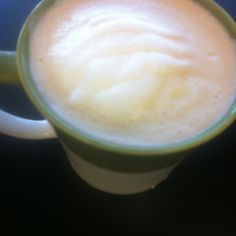 A creamy White Mocha is my choice drink today.  What will be yours?  Stop by Madalyn's Coffee & Tea and let's make your favorite.