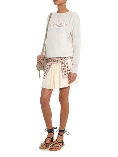 Isabel Marant Étoile Amy wraparound leather sandals