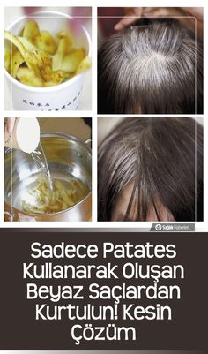 rid of white hair using only potatoes! Exact Solution Get Rid of White Hair Only Using Potatoes! hair sachets careGet Rid of White Hair Only Using Potatoes! Easy Drink Recipes, Fall Recipes, Hair Remedies, Natural Remedies, Easy Apple Cider Recipe, Beauty Make Up, Hair Beauty, Slow Cooker Apples, Homemade Skin Care