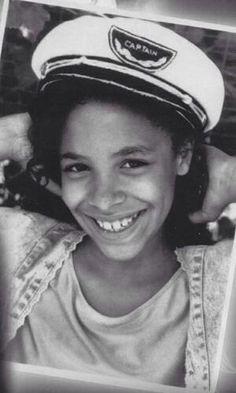 Aaliyah such a beautiful little girl