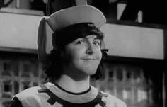 1964 - Paul McCartney, Shakespeare presentation.