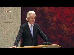 Geert Wilders noemt alle Nederlandse plaatsen met een AZC op Algemene Beschouwingen 2015