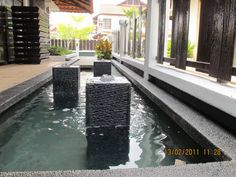 home fish pond - Google Search
