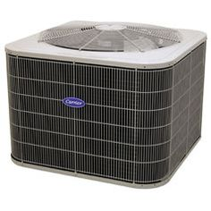 Carrier Central Air Conditioning. Thank you Willis Haviland Carrier for inventing large-scale electrical air conditioning in 1902.