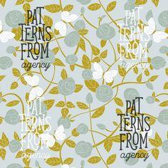 Hanna Ruusulampi: Köynnös – Köynnös #patternsfromagency #patternsfromfinland #pattern #patterndesign #surfacedesign #printdesign #hannaruusulampi