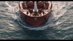 Matt Trub with HDaerial Inc.'s aerial filming for Odfjell