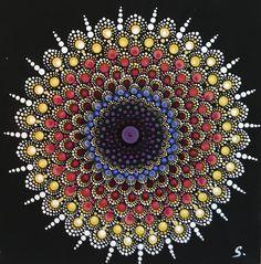 #dotism #leinwand #bild  #dots #handpainted #handmade #mandala #mandalas #punktmalerei #selbstgemacht #dotart #fluid acrylfarben #malerei #tagforlikes #friends #artist #kunst #hobby #sudots #geschenk