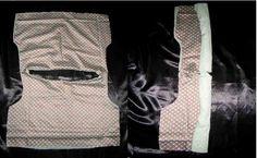 tutoriel: doubler une robe sans manches