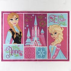 Disney Frozen Sisters Patchwork Rug  315 x 44 *** For more information, visit image link.