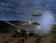 The War of the Worlds (also known promotionally as H. G. Wells' The War of the Worlds) is a 1953 science fiction film starring Gene Barry and Ann Robinson. It was the first on-screen adaptation of the H. G. Wells classic novel of the same name.