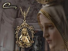 joias carmine - N.S de Fatima   Coleção Sacratu