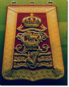 8th King's Royal Irish Hussars 1870-80 Celtic Symbols, Victorian Era, Warfare, Badges, Sons, Irish, Empire, History, Model