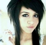 I would like to get my hair a choppy look like last year. Maybe this one? :)