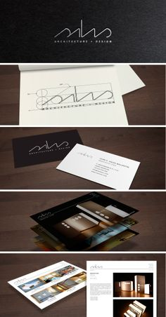 Corporate image design and website for architectural and product design. www.salasarc.com