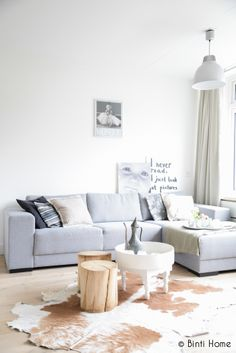 #Natural living with Bosnian influences, #greycouch