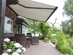 Terrasoverkapping Apeldoorn - Specialist in uw regio Balcony, Backyard, Outdoor Decor, Home Decor, Ramen, Style, Houses, Facades, Gardens