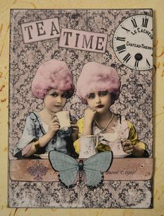 Paper Lace Creations - Artist Trading Card