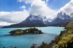 Klicka på bilden för att hitta flyg till Chile!