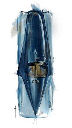 1937 Bugatti Type 57G Tank http://www.carbodydesign.com/design-sketch-board/page/98/?sort=recent
