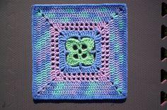 "Ravelry: Remember Me - 12"" Square pattern by Melinda Miller"
