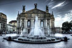 European Town Squares Worth Visiting Lvov City Square, Ukraine
