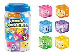 Jumbo Double Dice at Lakeshore Learning
