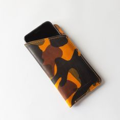 The iPhone Case P.8 in yellow camouflage. Entirely handcrafted in Italy using best veg-tanned leather from Tuscany and a supersoft south tyrolean loden for the lining. Striking the perfect balance between style and functionality. ___________________________________________ #1897pentagram #carryyourstory #iphonecases #iphonecase #iphoneleathercase #iphoneleathercases #iphonesleeve #iphonesleeves #iphoneleathersleeve #iphoneleathersleeves #vegtanleather #vegtanned #vegtannedleather… Iphone Leather Case, Tuscany, Camouflage, Iphone Cases, Italy, Wallet, Yellow, Camo, Pocket Wallet