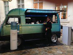 Meu look no food truck em Paris