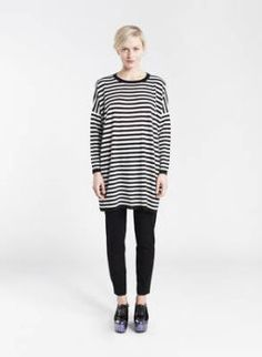 Tooli knit tunic - Marimekko clothes, Fall 2014