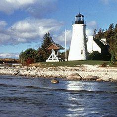Old Presque Isle Lighthouse, Presque Isle, Michigan