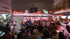 Recital de canción lírica española en el Mercado de Chamberí
