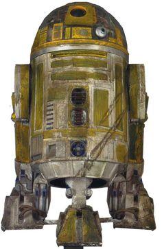 Star Wars - R3-T7 Astromech Droid, Wookieepedia.