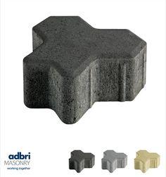 Adbri Masonry's permeable Ecotrihex® concrete pavers helps minimise surface water runoff with its unique design. Driveways, Walkways, Interlocking Pavers, Car Parks, Driveway Paving, Concrete Pavers, Pedestrian, Pavement, Paths