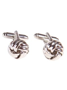 These handsome cufflinks are perfect for the sophisticated man who wants to add a little extra flourish to his style. The cufflinks are metal, so they are durable and are specially crafted. Complement