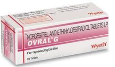 #Ovral G is bit heavy because it comprises two hormones which act against basic hormones that are present in the women's body and help to maintain the #pregnancy thus these ingredients just counter the effect of already available hormones and affect their functionality.